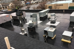 EPDM roof in Cranston RI-Restaurant