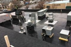 EPDM roof in Cranston RI-Restaurant