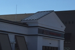 Standing Seam Metal roof in Cranston RI